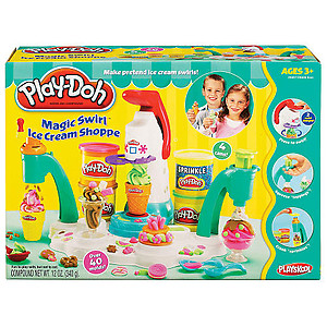 Play-Doh Sweets Cafe Magic Swirl Ice Cream Shoppe