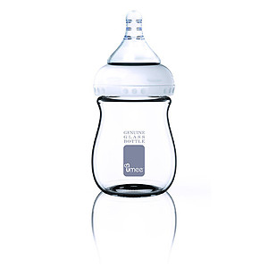 Umee Glass Feeding Bottle 150ml/5oz (1pc)