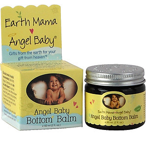 Earth Mama Angel Baby Bottom Balm (60ml/2oz)