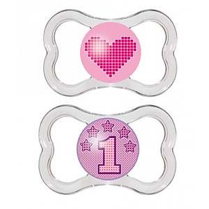 MAM Air Pacifier 6 Months+ - 2pcs (Soother)