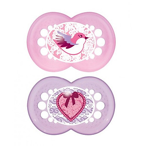 MAM Original Pacifier 6+ Months - 2pcs (Soother)