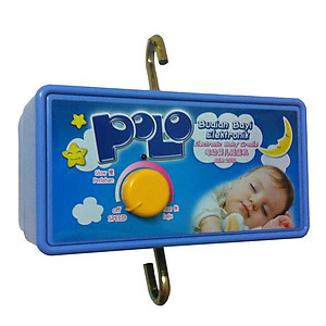 I-Baby Polo Electronics Baby Cradle With Spring