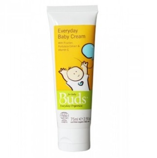 Buds Everyday Organics Baby Cream 75ml
