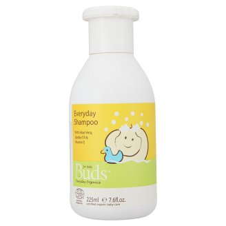 Buds Everyday Organics Baby Shampoo 225ml