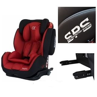 Koopers WALTZ Booster Car Seat