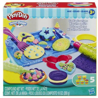 Play-Doh Sweet Shoppe Cookie Creations