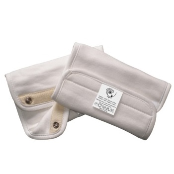 Ergobaby Organic Teething Pads (2 pcs)