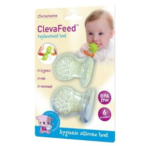 Clevamama ClevaFeed Replacement Teat ( 2pcs )