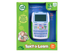 Leap Frog Text & Learn