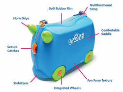 Trunki Terrence ( Blue)