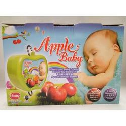 I-Baby Apple Baby Electronic Baby Cradle With Spring