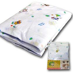 Bumble Bee Playpen Fitted Crib Sheet