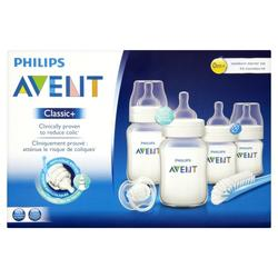 Philips Avent Classic Plus Newborn Starter Set